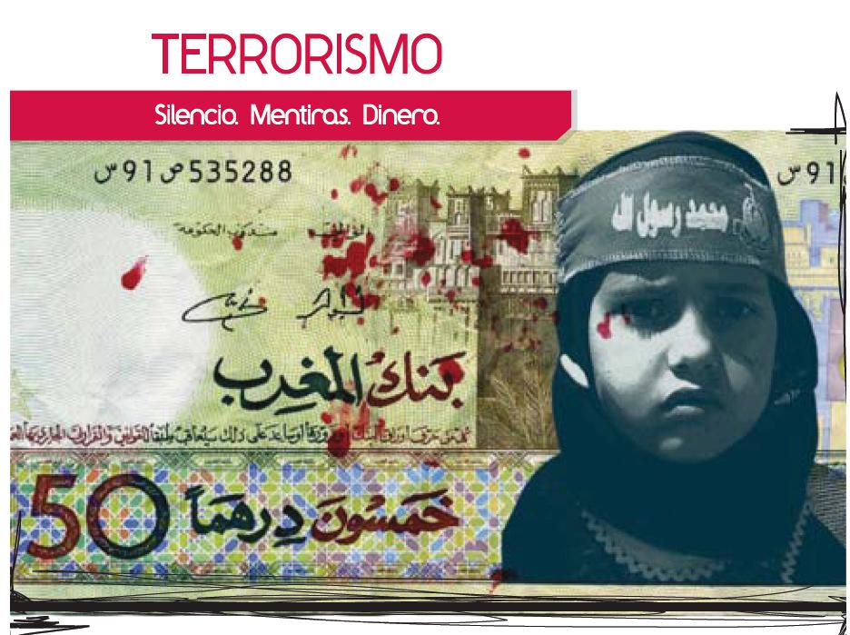 Terrorismo: Silencio – Mentiras – Dinero – Cidipal)