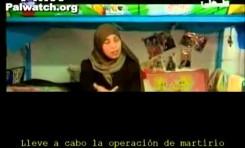 Terrorista de angelical sonrisa festeja haber matado 8 niños