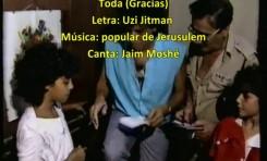 Toda - Gracias (subtitulado en castellano)
