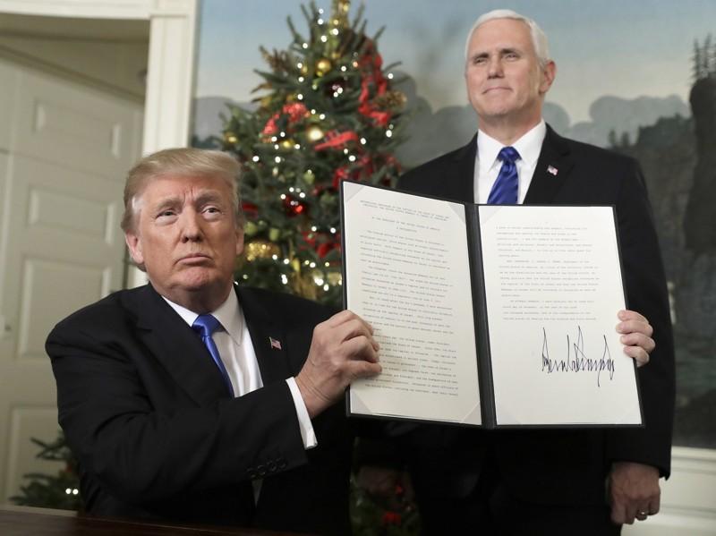 Trump y Jerusalén: ¿Un audaz o un demente? – Por Marcelo Kisilevski