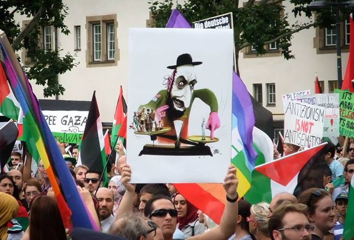 Las actitudes de Europa Occidental hacia los judíos: Informe de un importante estudio – Por Manfred Gerstenfeld