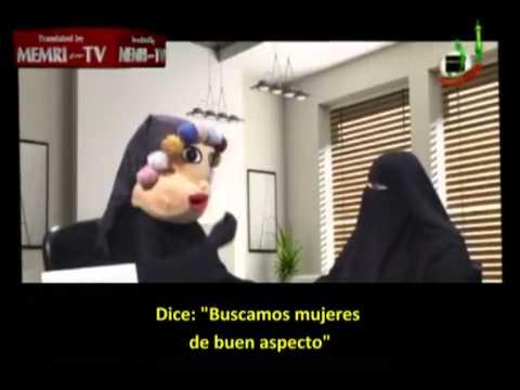 TV Egipto: Mujeres con Niqab