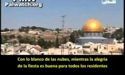 TV Palestina: La lluvia limpia la impureza judía