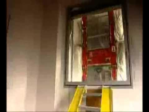 Un revolucionario ascensor para escaparse por la ventana