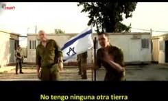 Un soldado de Israel y su mensaje antes de Pésaj (la Pascua judía)