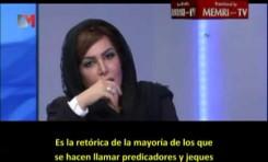 Valiente feminista saudita