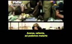 """Veníd, así podremos matarles"" (clip palestino)"