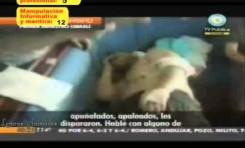 Vision Siete (Argentina): 20 mentiras y 12 adjetivaciones tendenciosas en 10 minutos y medio