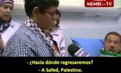 """Yasser Abbas (hijo del Mahmud): """"Nunca renunciaremos a regresar a Safed"""""""